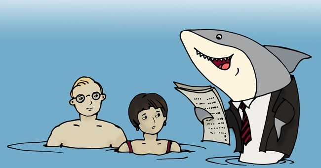 What Sharks Can Teach Us about Resilient Leadership<br/> Part 1